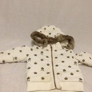Girls coat Juicy Couture